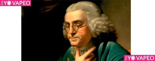 Benjamin Franklin - YonofumoYovapeo