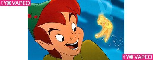 Peter Pan y campanilla - YonofumoYovapeo