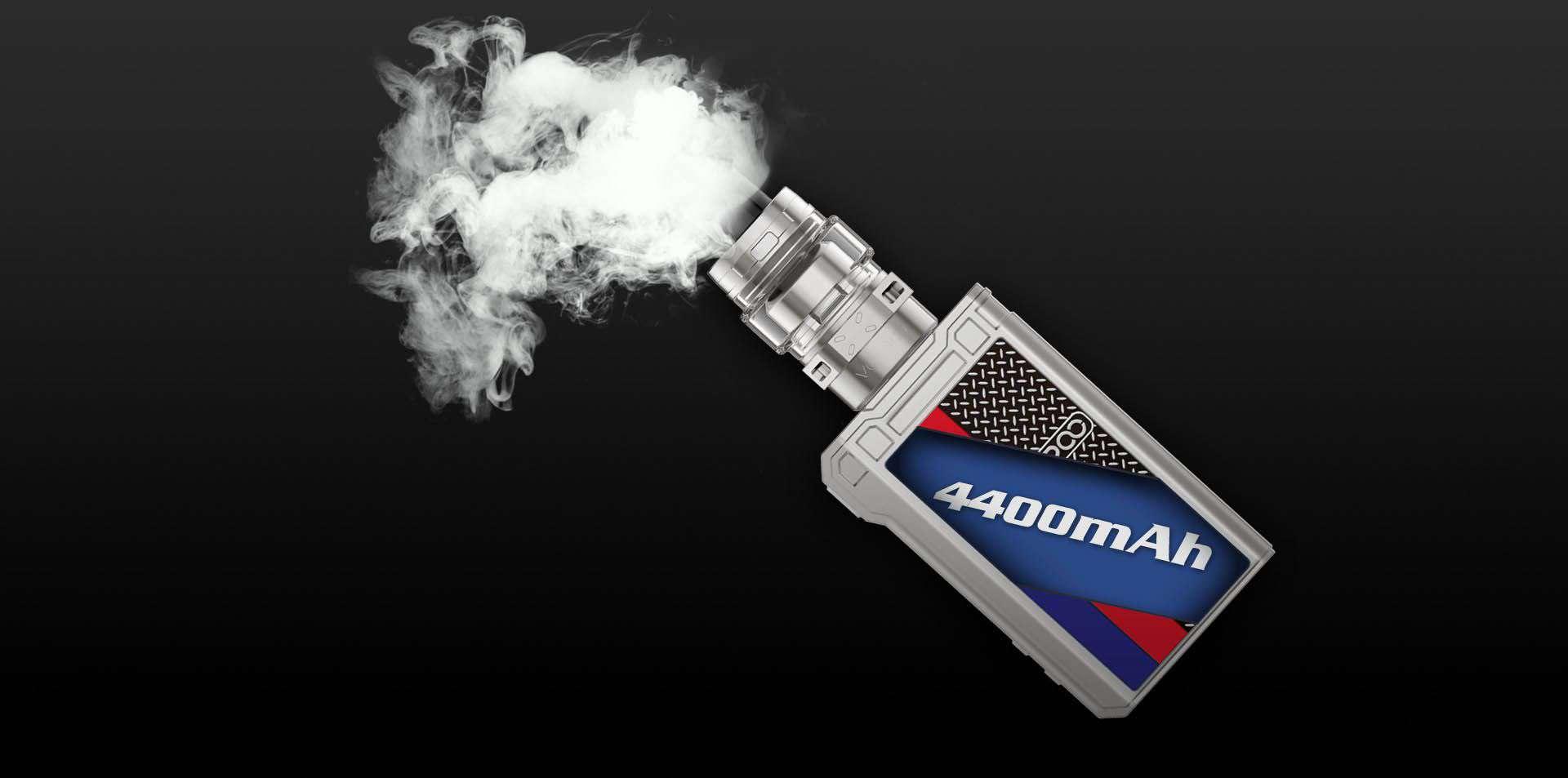Kits de vapeo: kit Alpha Zip Mini de Voopoo